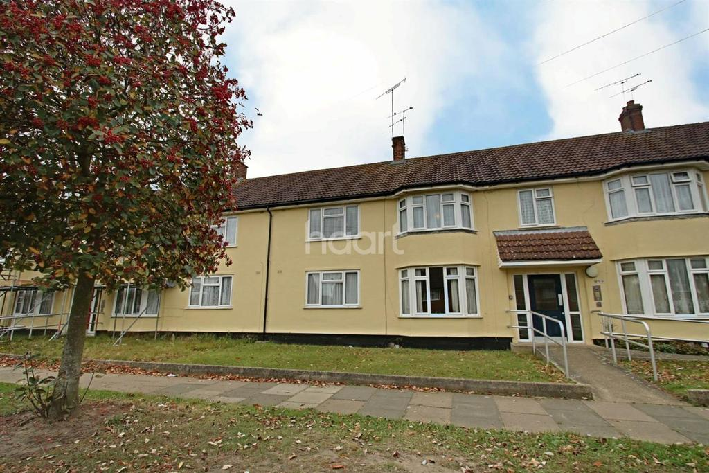 2 Bedrooms Flat for sale in Swansea Avenue, Ipswich