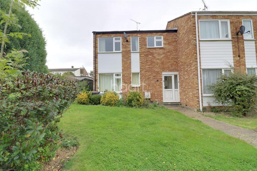 3 Bedrooms End Of Terrace House for sale in Keswick Close