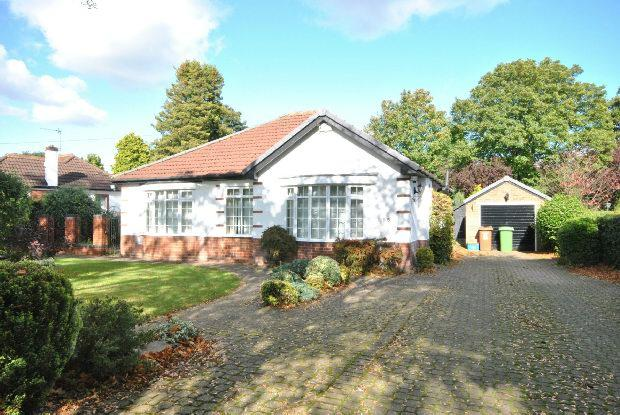 3 Bedrooms Detached Bungalow for sale in Pelham Avenue, Scartho, Grimsby