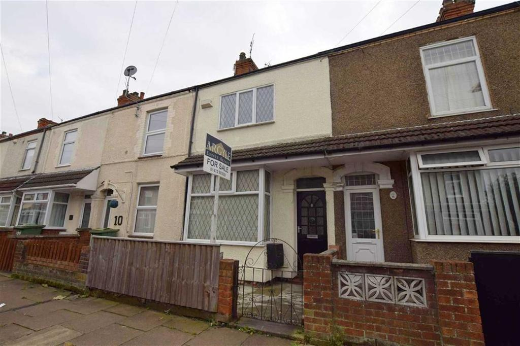 2 Bedrooms Terraced House for sale in Fairmont Road, Grimsby, North East Lincolnshire