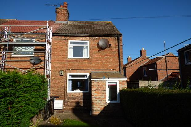2 Bedrooms End Of Terrace House for sale in Eastfield Road, Louth, LN11