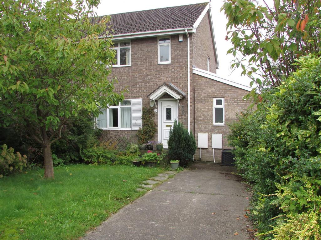 3 Bedrooms Semi Detached House for sale in Millfield Drive, Cowbridge CF71
