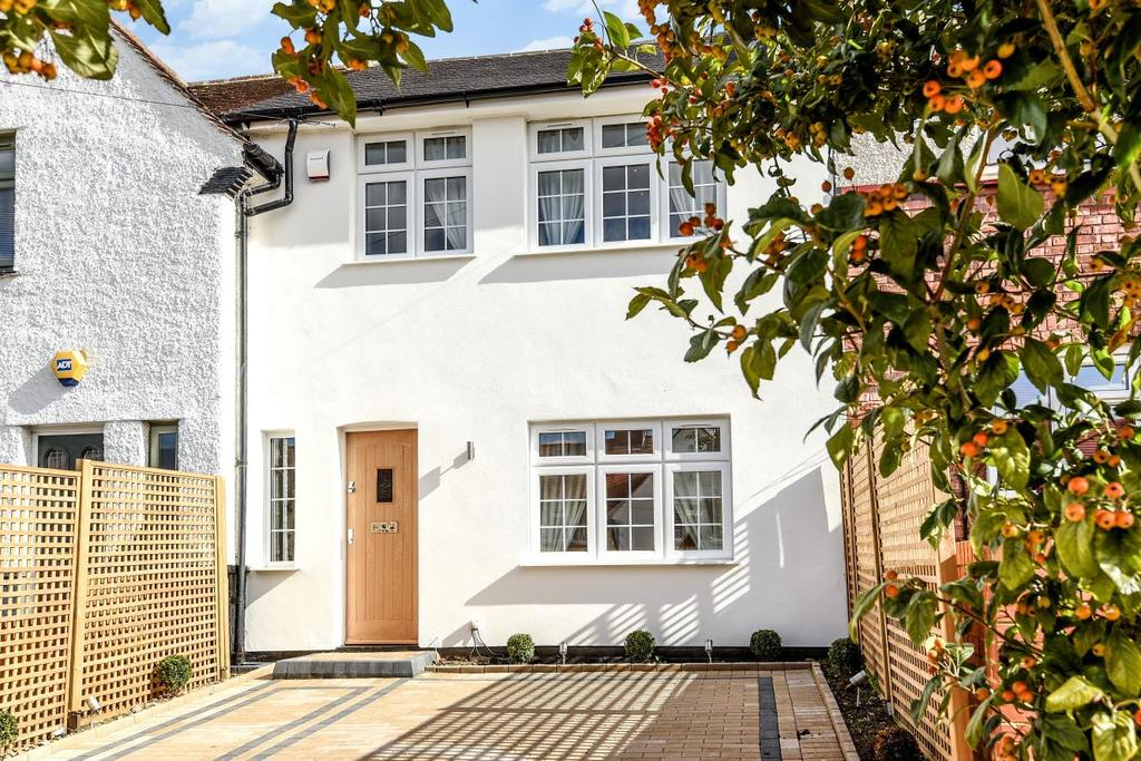 3 Bedrooms Terraced House for sale in Barrenger Road, Muswell Hill