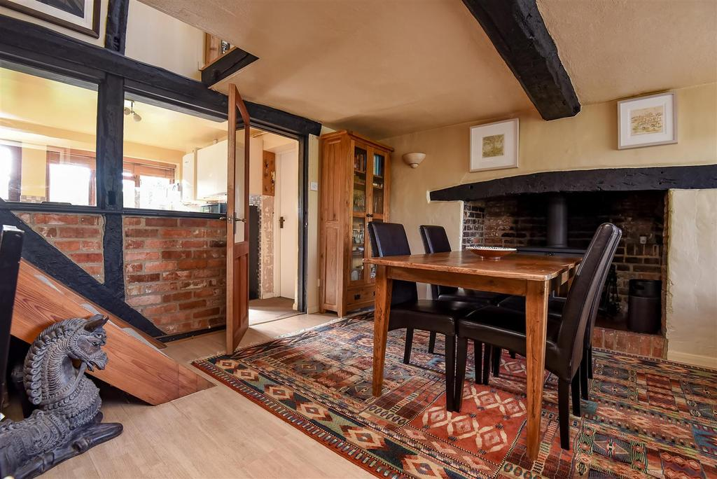 3 Bedrooms Cottage House for sale in Chiselhampton, Oxfordshire