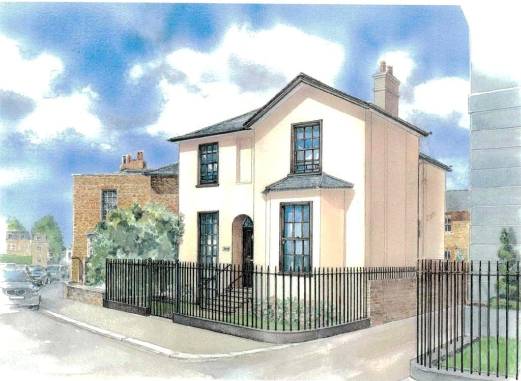 3 Bedrooms Detached House for sale in Creek Road, East Molesey, Surrey, KT8