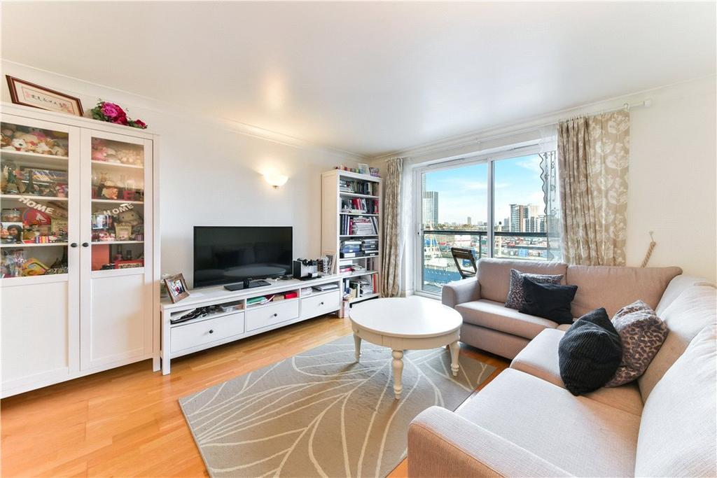 2 Bedrooms Flat for sale in Antilles Bay Apartments, 3 Lawn House Close, Isle Of Dogs, London, E14
