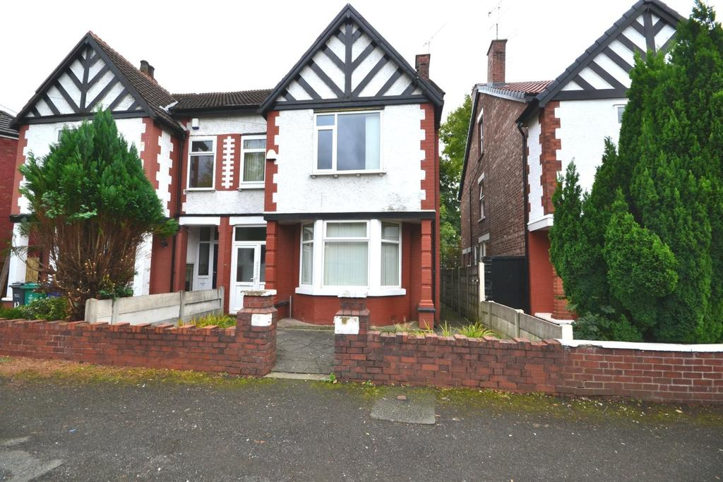 4 Bedrooms Semi Detached House for sale in Birchfields Avenue, Rusholme