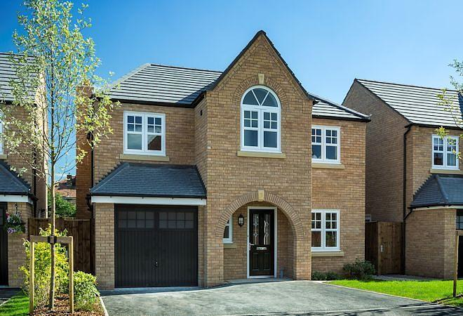 4 Bedrooms Detached House for sale in The Wharfdale, The Meadows, Sandymoor