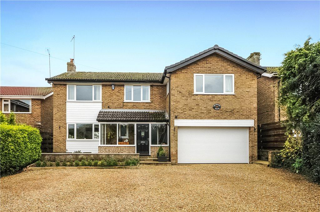 5 Bedrooms Detached House for sale in Towcester Road, Milton Malsor, Northamptonshire