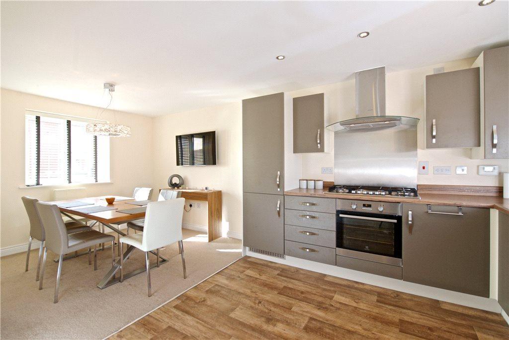 5 Bedrooms Semi Detached House for sale in Watercress Way, Broughton, Milton Keynes, Buckinghamshire