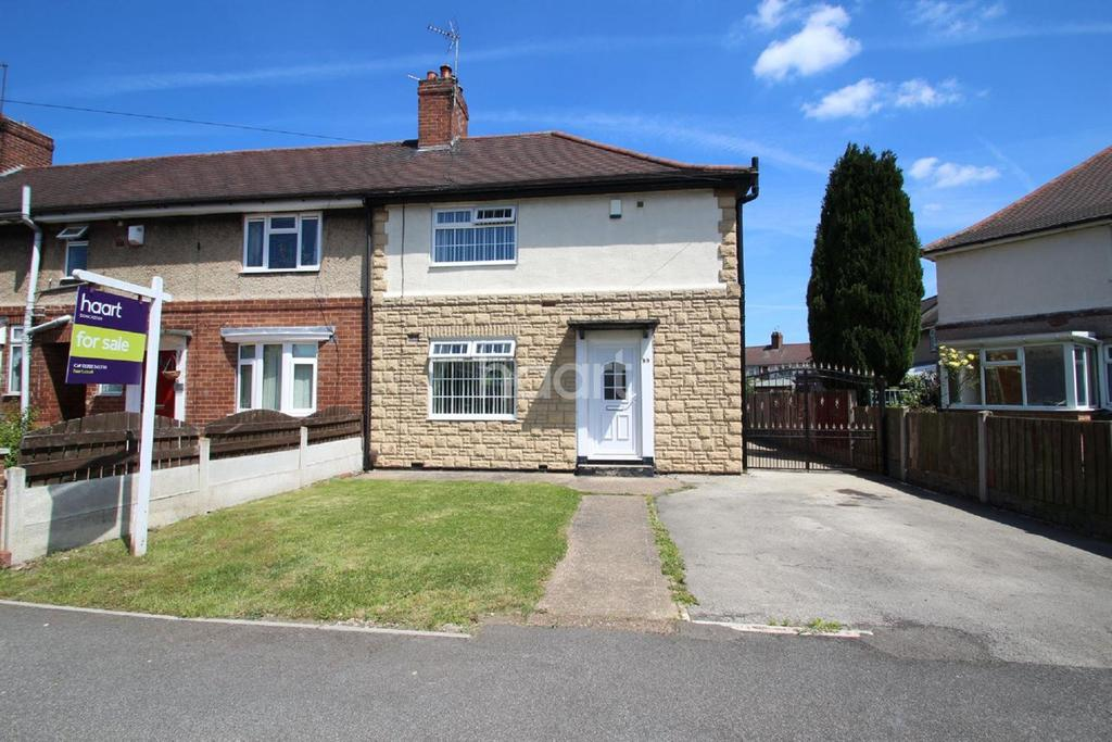 3 Bedrooms End Of Terrace House for sale in Evelyn Avenue, Intake, Doncaster