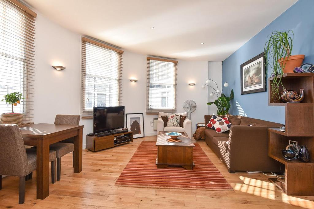 1 Bedroom Flat for sale in Kennington Park Road, Kennington