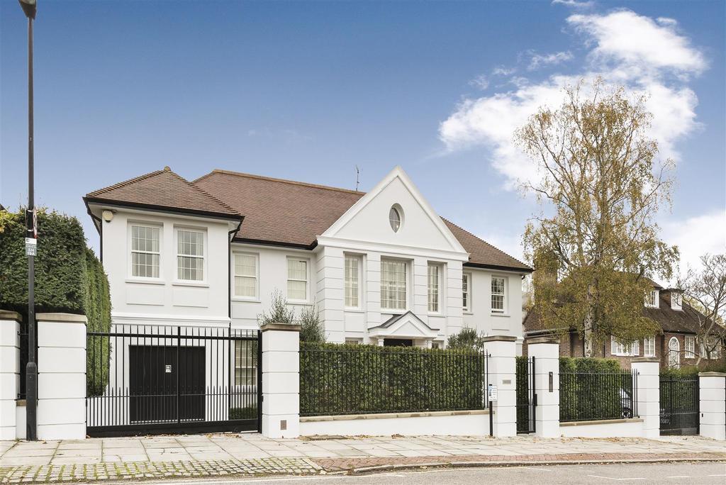 6 Bedrooms Detached House for rent in SHELDON AVENUE, KENWOOD, N6