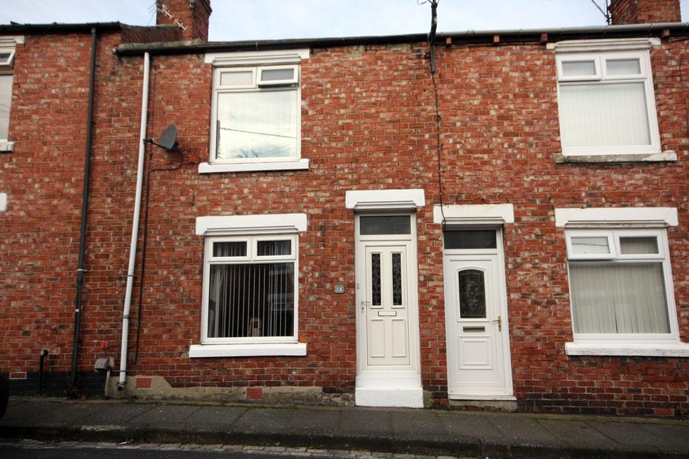 2 Bedrooms Terraced House for sale in Wark Street, Chester-le-Sreet, DH3 3JP