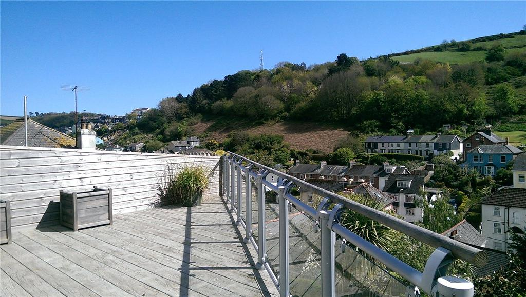 3 Bedrooms Semi Detached House for sale in Ford Valley, Dartmouth, TQ6