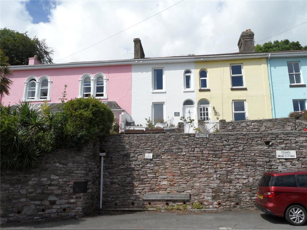 2 Bedrooms Terraced House for sale in Coombe Road, Dartmouth, TQ6