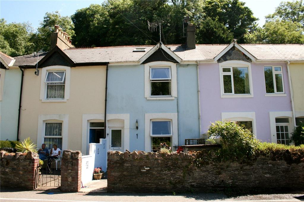 3 Bedrooms House for sale in Waterhead Terrace, Kingswear, TQ6