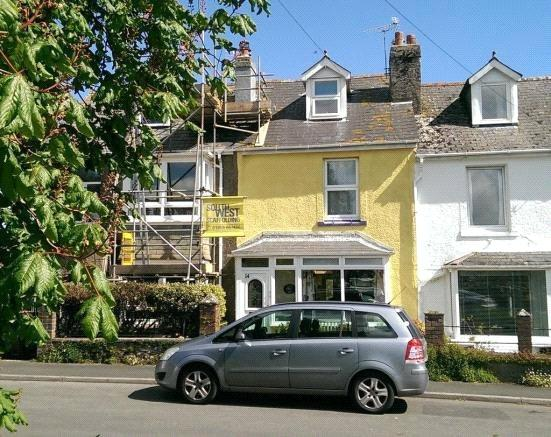 2 Bedrooms Terraced House for sale in Church Road, Dartmouth, TQ6