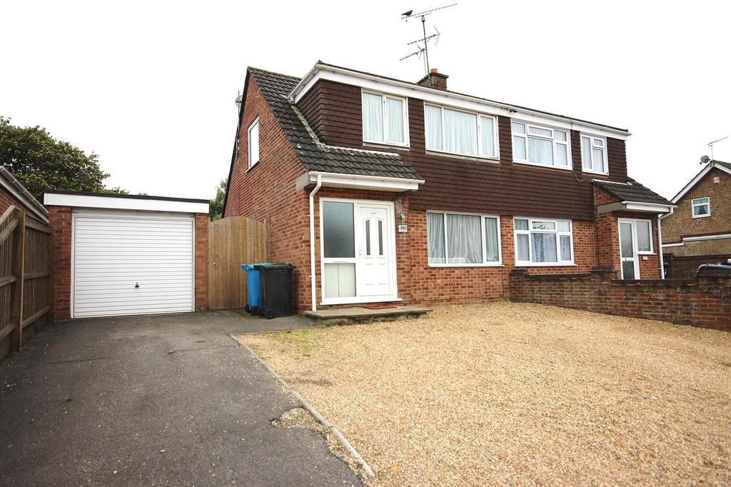 3 Bedrooms Semi Detached House for sale in Verity Crescent, Canford Heath, Poole