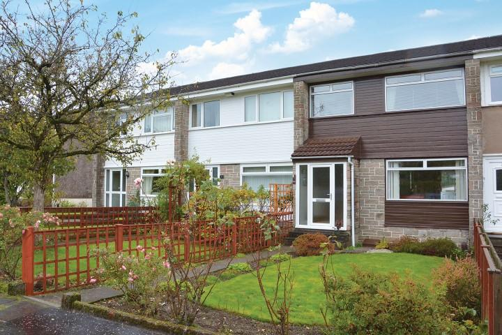 3 Bedrooms Terraced House for sale in 4 Hillend Crescent, Clarkston, G76 7XX