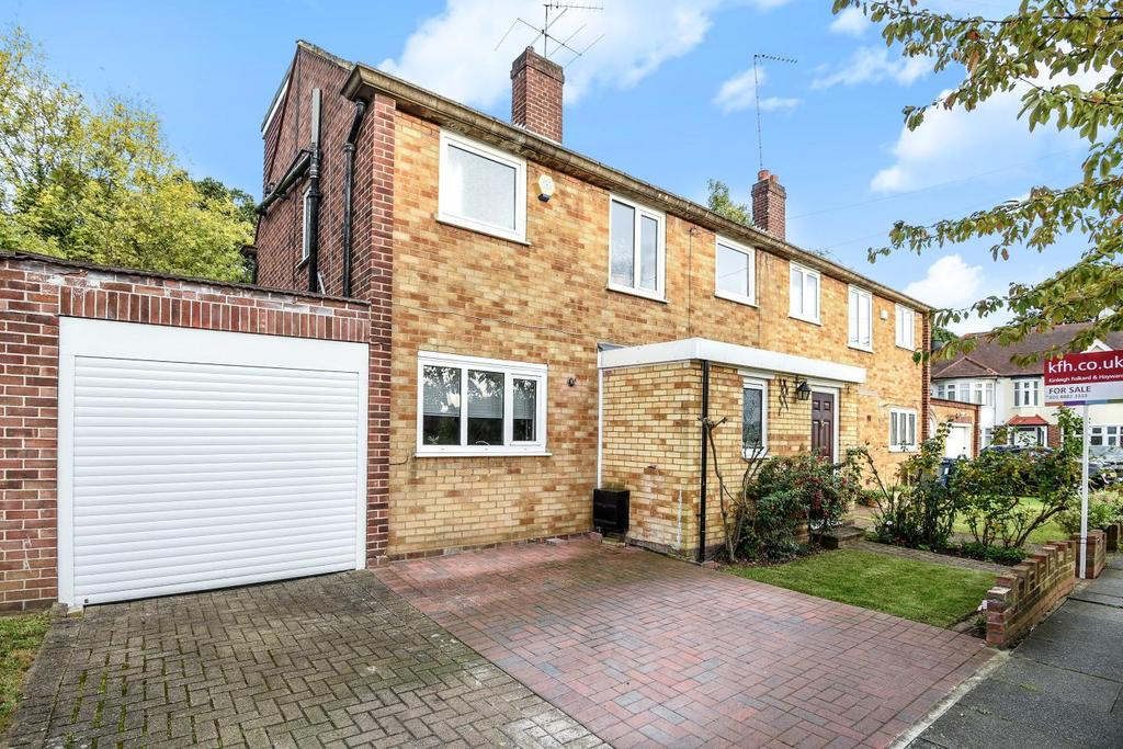 4 Bedrooms Semi Detached House for sale in Riverside Place, Pymmes Green Road, New Southgate