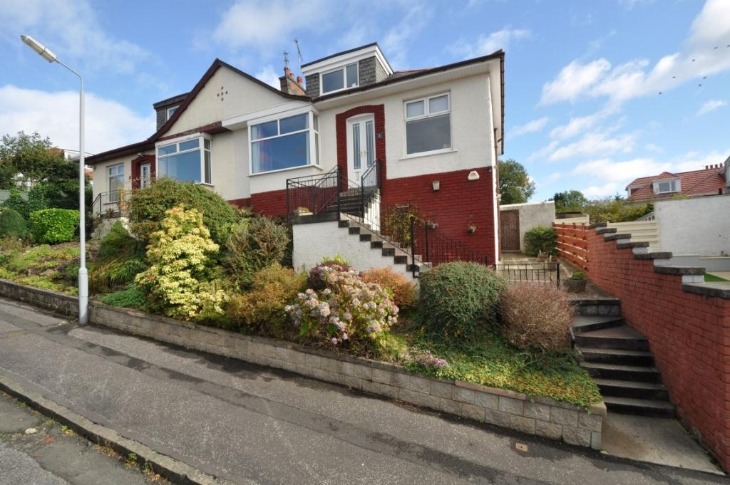 3 Bedrooms Semi Detached House for sale in 3 Gowanlea Drive, Giffnock, G46 6HP