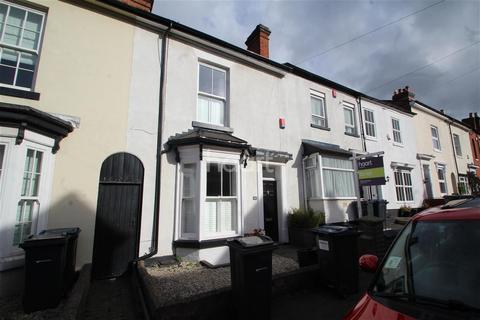4 bedroom terraced house to rent - Bull Street, Harborne