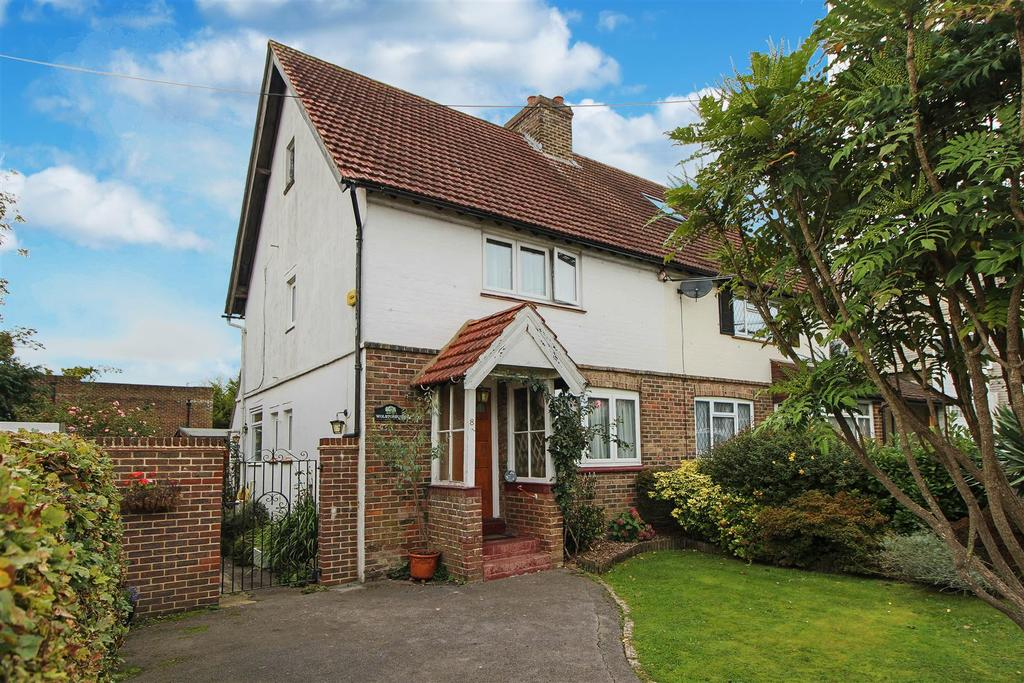 3 Bedrooms Semi Detached House for sale in Wood Ride, Haywards Heath