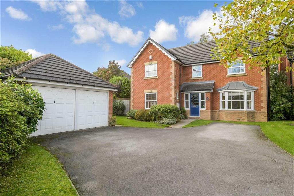 4 Bedrooms Detached House for sale in Evelyn Court, Harrogate, North Yorkshire