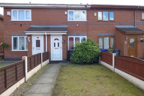 2 bedroom terraced house for sale - Zeta Street, Moston, Manchester, M9