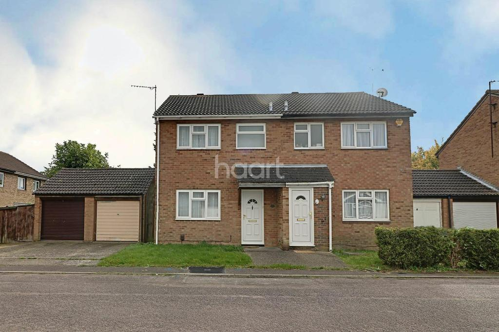 3 Bedrooms End Of Terrace House for sale in Henley close