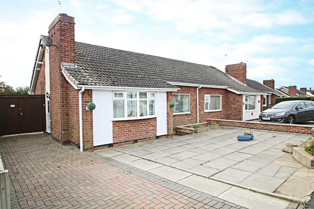 2 Bedrooms Bungalow for sale in Norfolk Road, Fairfield Estate, Wigston, Leicester