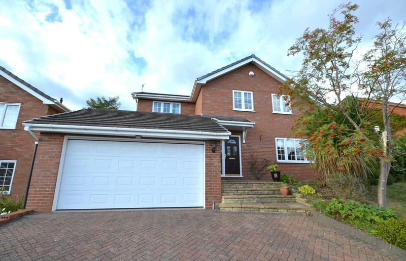 4 Bedrooms Detached House for sale in Highclere, Bewdley
