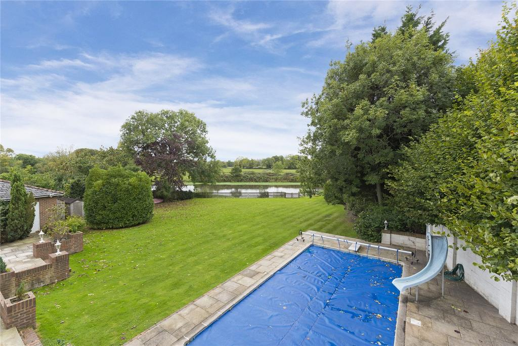 8 Bedrooms Detached House for sale in Pelhams Walk, Esher, Surrey, KT10