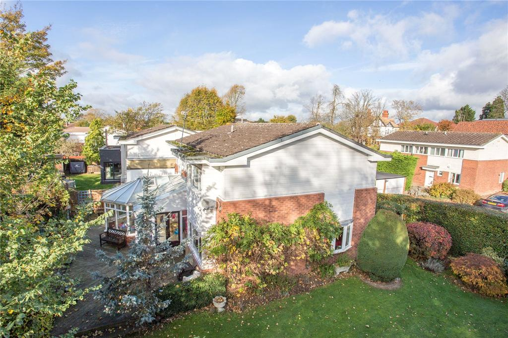 4 Bedrooms Detached House for sale in Orwell Close, Windsor, Berkshire, SL4