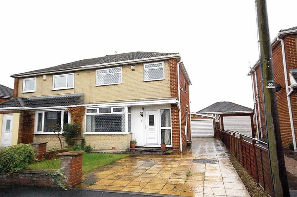 3 Bedrooms Semi Detached House for sale in Rydal Drive, Dalton, Huddersfield, HD5