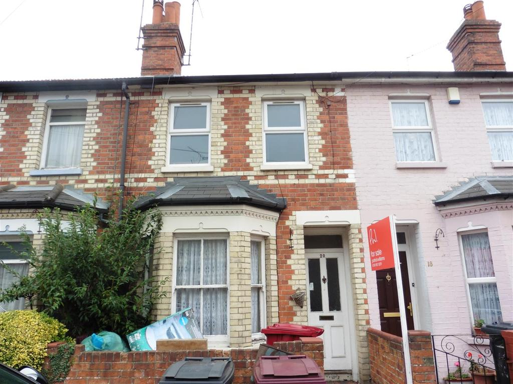 3 Bedrooms Terraced House for sale in Valentia Road, Reading