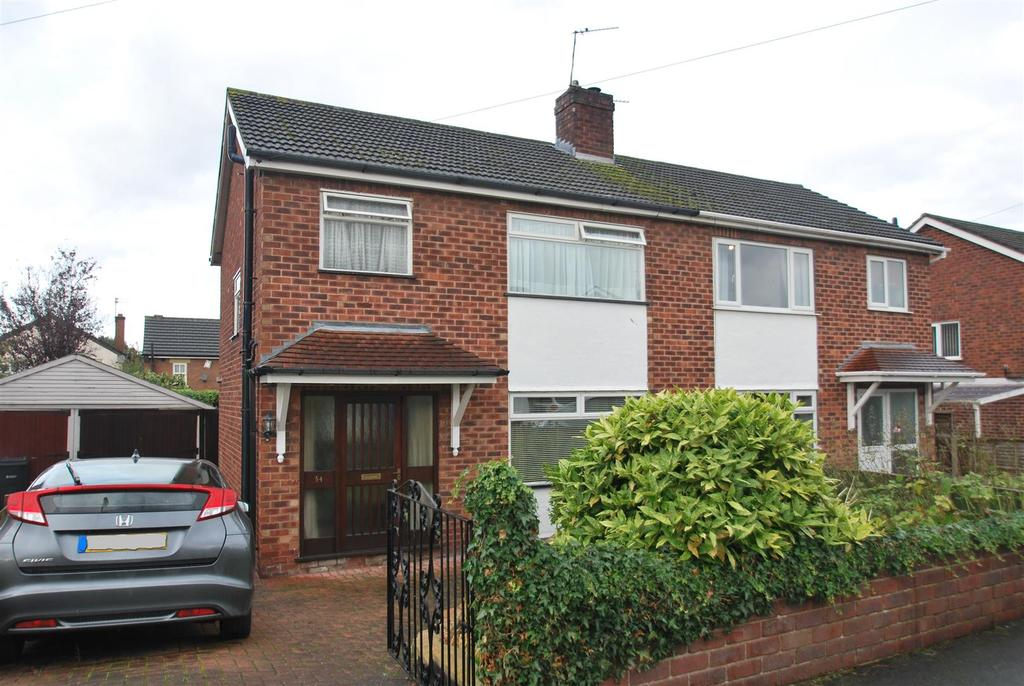 3 Bedrooms Semi Detached House for sale in Parkfield Drive, Helsby