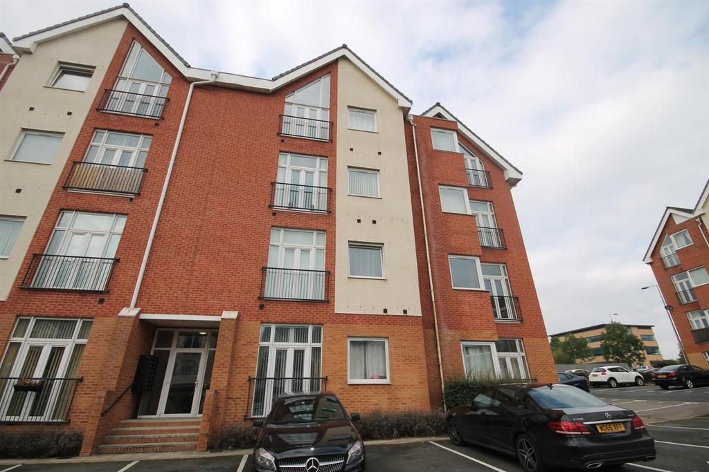 2 Bedrooms Flat for sale in Willowsage Court, Stockton-On-Tees