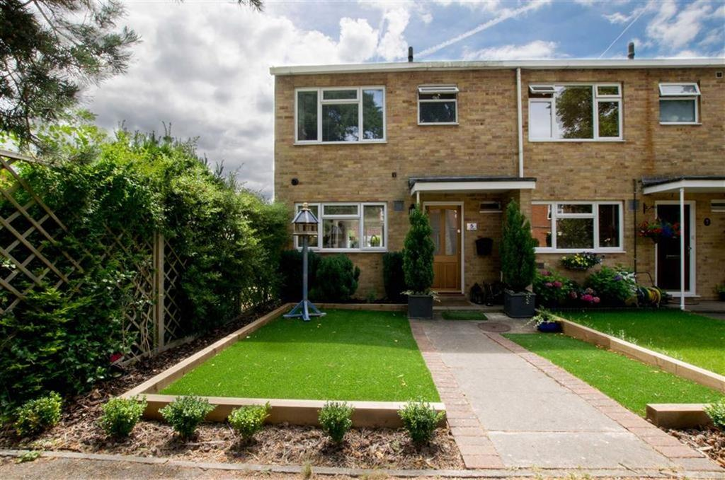 3 Bedrooms Town House for sale in Grove Cottages, Emmer Green, Reading