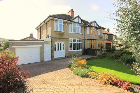 3 bedroom semi-detached house for sale - 9 Princes Drive, Skipton,
