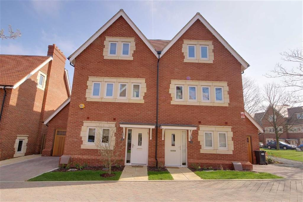 4 Bedrooms End Of Terrace House for sale in Millbrook Park, The Ridgeway, Mill Hill