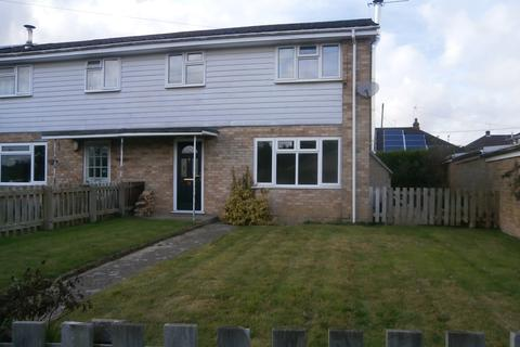 3 bedroom end of terrace house to rent - North Acre, Longparish, Andover SP11