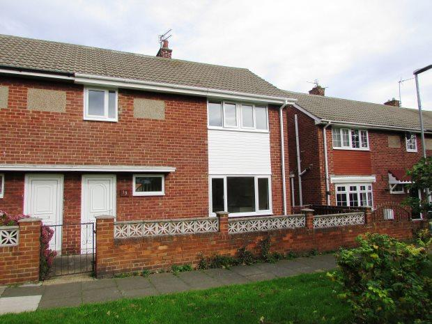 3 Bedrooms Semi Detached House for sale in NORFOLK CLOSE, SEAHAM, SEAHAM DISTRICT