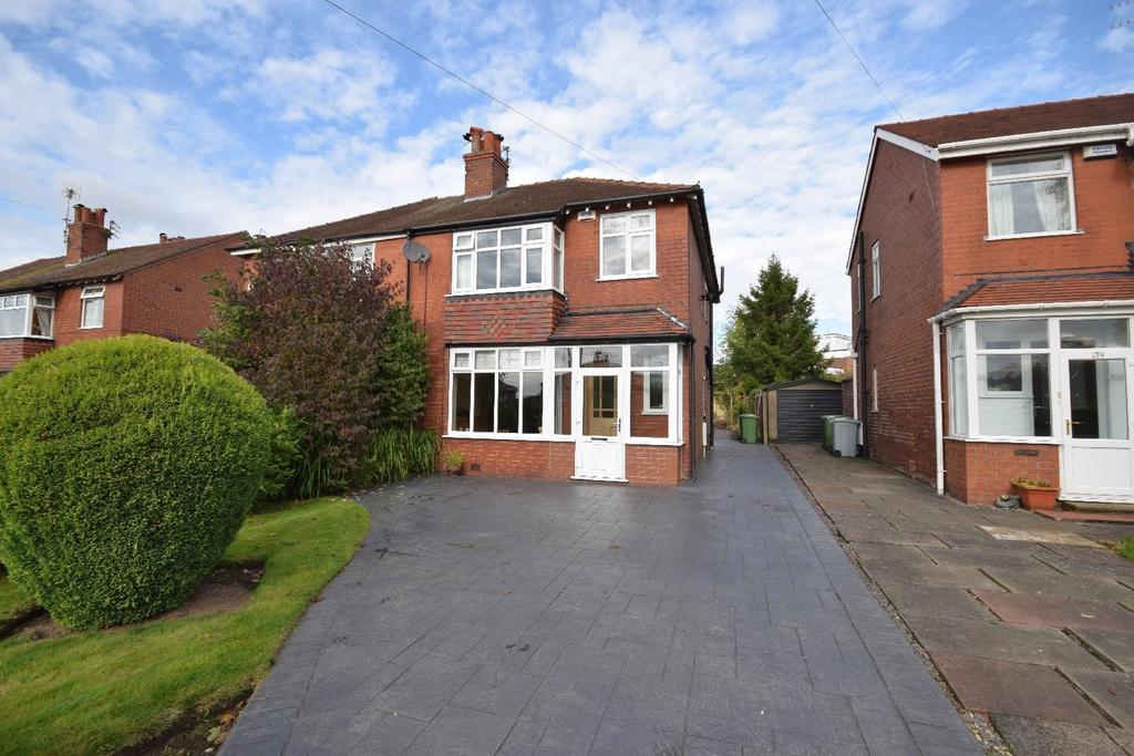 4 Bedrooms Semi Detached House for sale in Dickens Lane, Poynton