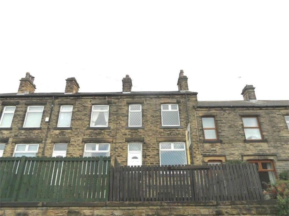 3 Bedrooms Terraced House for sale in Jeremy Lane, HECKMONDWIKE, West Yorkshire
