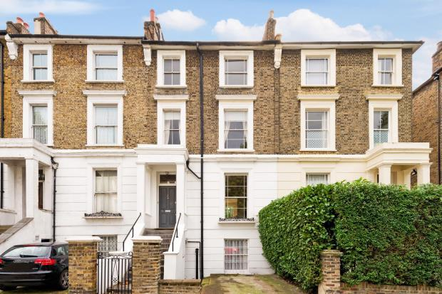 5 Bedrooms Terraced House for sale in St. Augustines Road, Camden, London, NW1