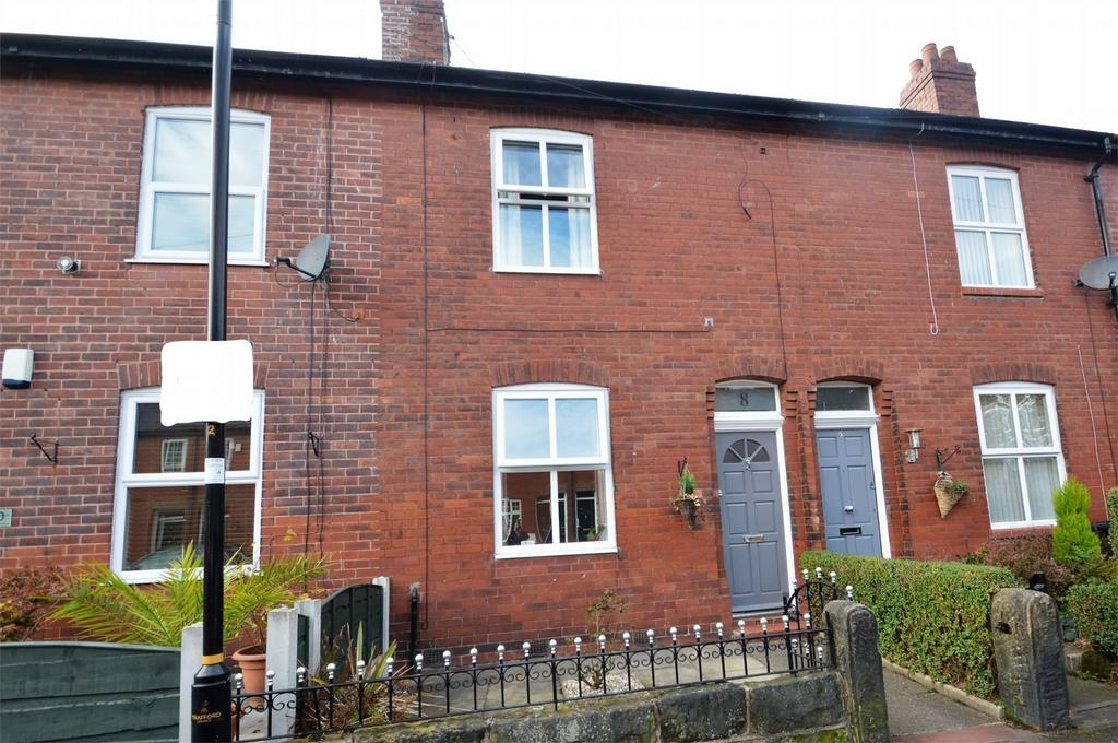 3 Bedrooms Terraced House for sale in Brindley Avenue, SALE, Cheshire