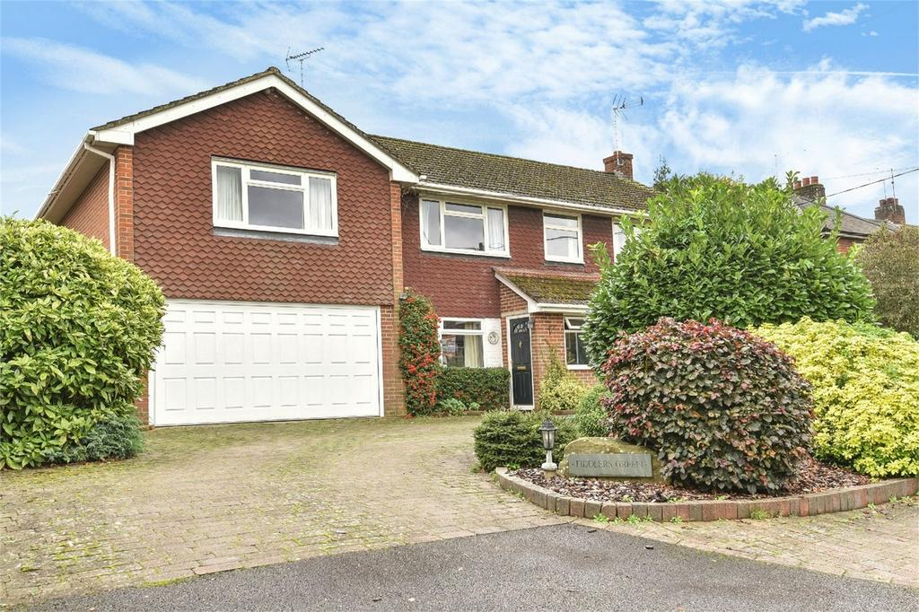 6 Bedrooms Detached House for sale in Bishop's Sutton, Alresford, Hampshire