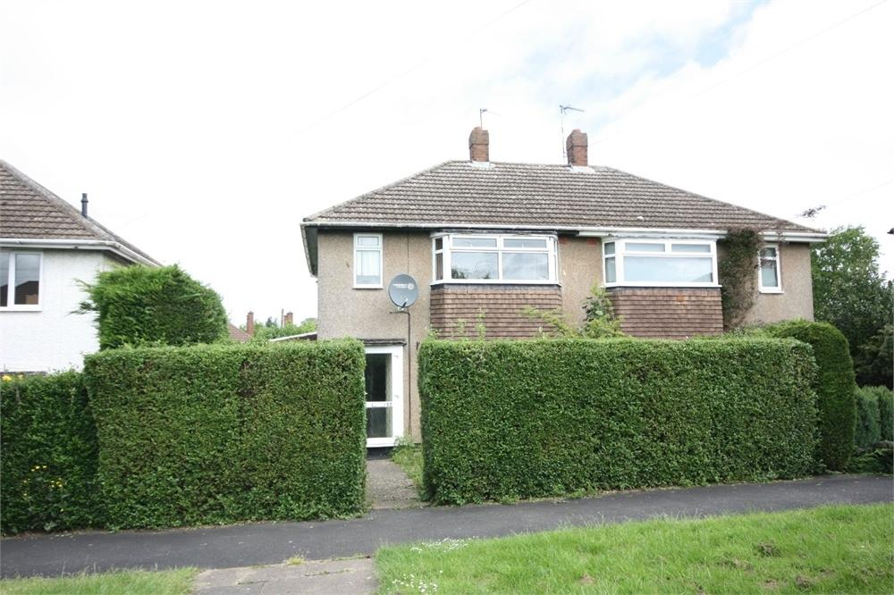 2 Bedrooms Semi Detached House for sale in Barker Crescent, MELTON MOWBRAY